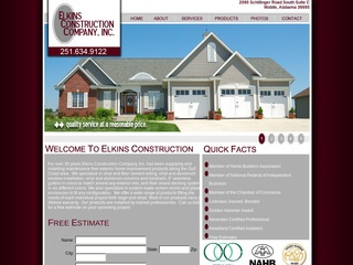 Elkins COnstruction Company, Inc.