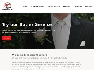 Jaguar Cleaners