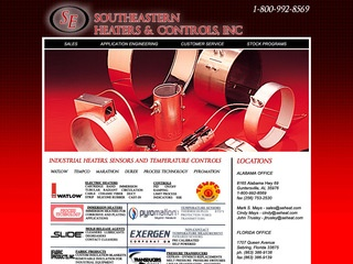 Southeastern Heaters & Controls, Inc