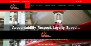 arena-fire-protection-mississippi-website-design